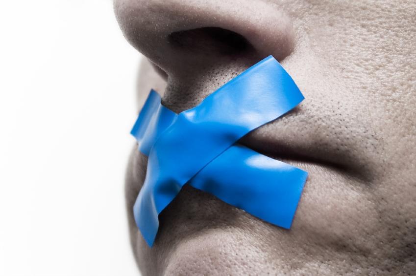 silenced_-_istock1