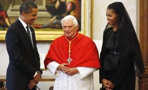 Obama Vatican
